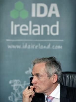 Minister for Jobs Richard Bruton (File photo)