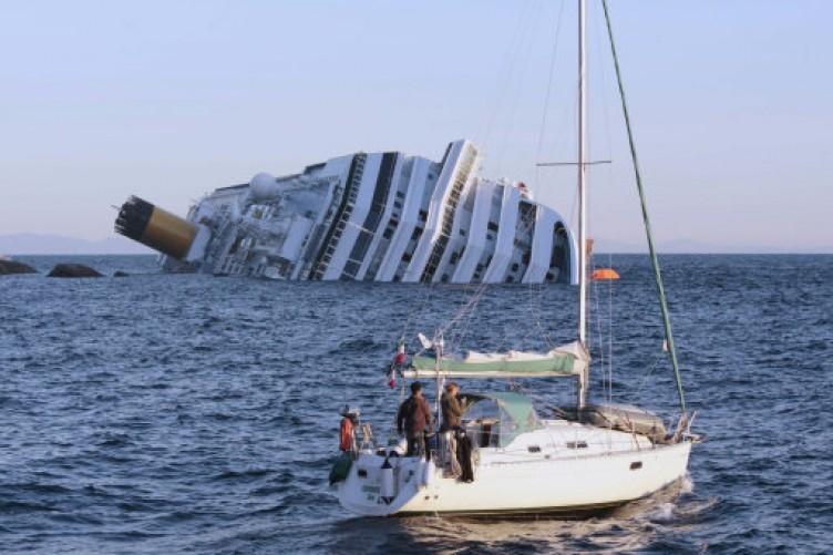 Приснилось мне кораблекрушение