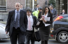 Troika to deliver report on Ireland's bailout programme