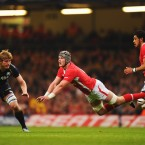 Back from an ankle injury as his captain made way, a big performance was needed and Lydiate never came close to disappointing. An outstanding defensive display.<span class=