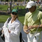 Chris Evert and Greg Norman<span class=