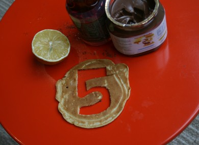 Happy Pancake Tuesday. Have you had yours yet?