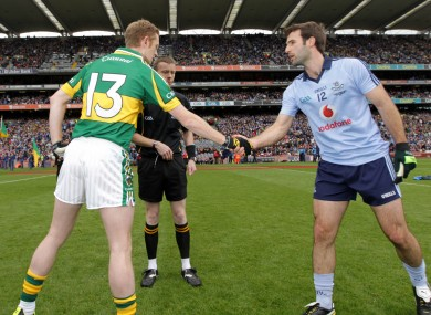 Dublin and Kerry face off once again on Saturday.