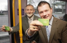 35,000 daily trips on Leap cards in first two months