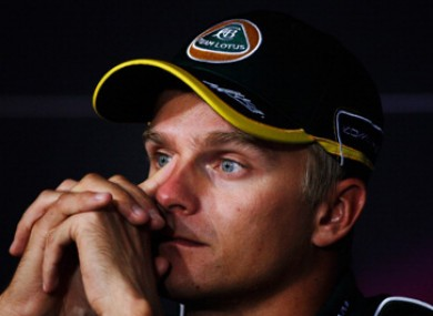 Kovalainen says he currently has no long term goals.