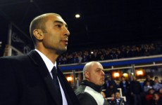 Di Matteo defends Chelsea team selection