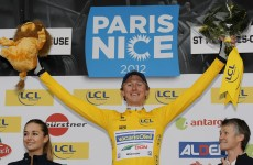 Gustav Larsson wins Paris-Nice opener