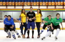 Cold case: Ireland beat France in first rugby game on ice