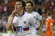 39 days to Euro 2012: Russia burn oh so brightly before fading out