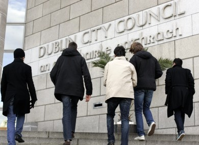 Dublin City Council could tomorrow become the first local authority to formally oppose the household charge.