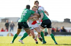 As it happened: Connacht vs. Ulster, RaboDirect PRO 12