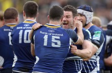 Player ratings: We mark the Leinster players out of 10
