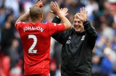 Party's over, lads — Dalglish brings Reds 'back down to earth'
