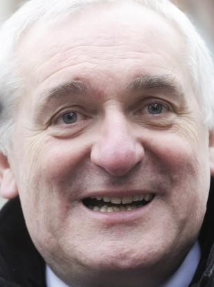 Bertie Ahern (File photo)