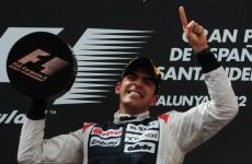 Spanish GP: Maldonado scores famous win for Williams