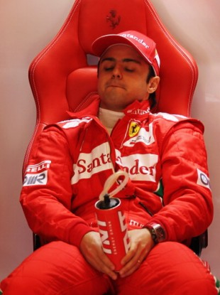 Massa: I feel the whole team stands by me.