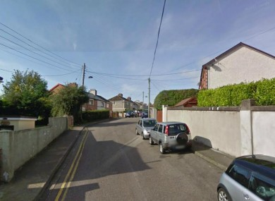 Kerryhall Road in Fairhill, Cork (File photo)