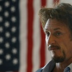 Actor Sean Penn who traveled to New Orleans to help after Hurricane Katrina. (AP Photo/Matt Sayles)