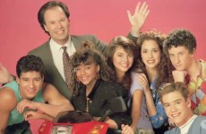 Children of the '90s – there may be a Saved By The Bell reunion