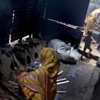 Jurain slum.   Image: K. M. Asad