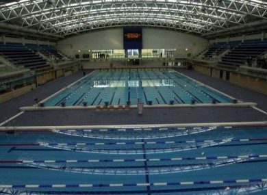the 50m pool at the national aquatic centre in dublin now mayo wants one too - Olympic Swimming Pool 2012