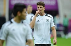 Gomez: I'm not out of Euro 2012 yet