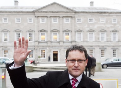 In one of the most high-profile Dáil resignations, George Lee left Leinster House in 2010.