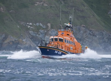 Dun Laoghaire All-Weather Lifeboat