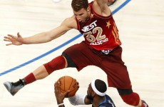 Yet another dream team for the USA as Blake Griffin joins LeBron and Kobe