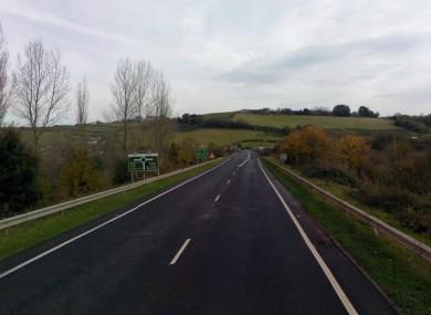 Hamelin Way in Torquay, southwest England