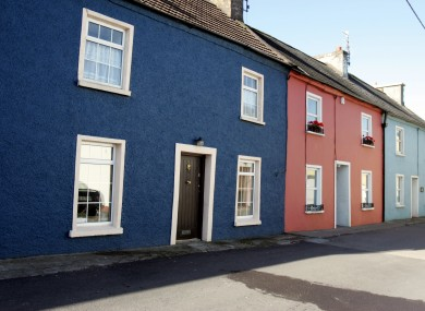 Houses in Cork (File photo)