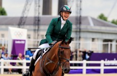 London 2012: Aoife Clark denied at the death
