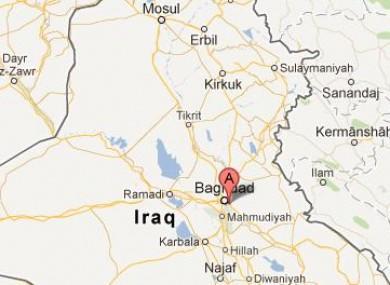 Karadah, in the Iraqi capital.