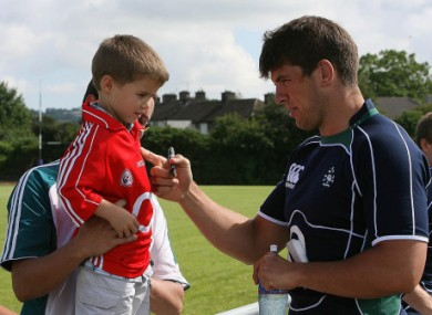 Little Donnachas: Donnacha was one of the new entries in the top 100. Not sure if this has anything to do with the perma-tan O'Callaghan pictured here.