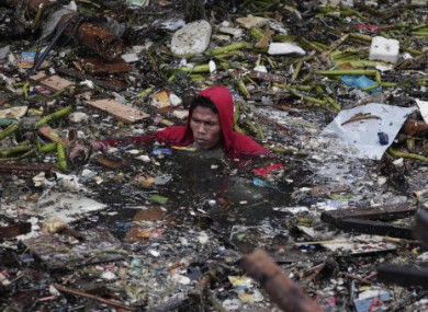 In photos: Philippines battered by Typhoon Saola · TheJournal.ie