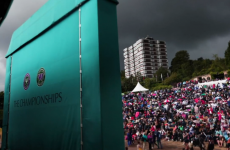 Take 10 minutes out and enjoy this stunning timelapse video of Wimbledon 2012
