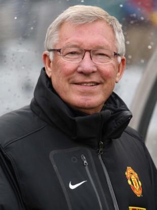 Alex Ferguson: in the hunt for Arsenal skipper.