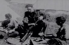 Video: Archive footage shows off our wartime expertise