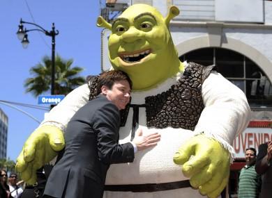 Shrek has been one of the biggest grossing films for DreamWorks