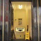The entrance at John Brereton Pawnbrokers.