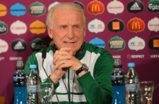 Net gain: Giovanni Trapattoni confident in Given's replacement Westwood