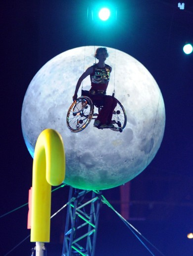 11 incredible images from the Paralympics opening ceremony