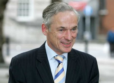 Jobs Minister Richard Bruton announced the appointment today