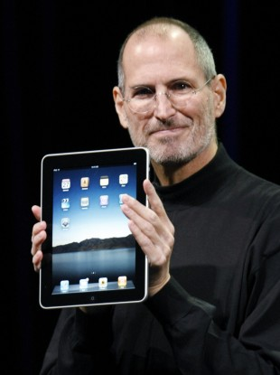 File photo of the late Steve Jobs, former CEO of Apple.