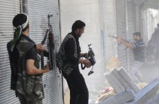 Syrian government warplanes pound Aleppo rebels – NGO
