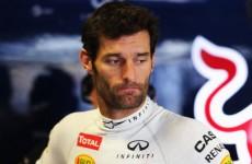 Webber 'on fence' on driver safety