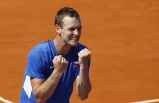Tennis: Spain, Czechs reach Davis Cup decider