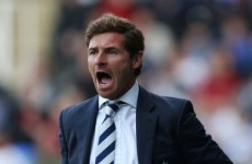 Injury worries aplenty for AVB ahead of Lazio showdown