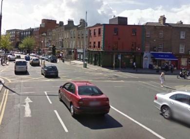 Baggot Street Bridge in Dublin (File photo)