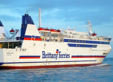 brittany ferries services between cork and roscoff cancelled due to strike. Black Bedroom Furniture Sets. Home Design Ideas